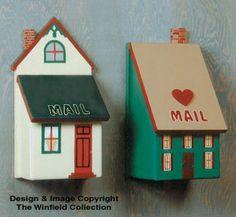 Ülke Evler Posta Kutusu Kalıpları