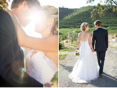 The sunlight in these pictures is so idyllic! Engagement Shoots, Sunlight, Wedding Photos, Weddings, Wedding Dresses, Pictures, Fashion, Marriage Pictures, Bride Dresses