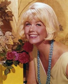 Doris Day; April 3, 1924