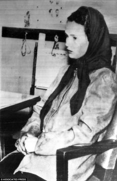Caril Ann Fugate (born July 30, 1943) was the adolescent girlfriend and accomplice of spree killer Charles Starkweather. She is the youngest female in United States history to date to have been tried for first-degree murder.