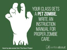instruction manual ideas for class