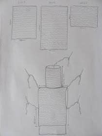 by cila: Lättstickad tröja........