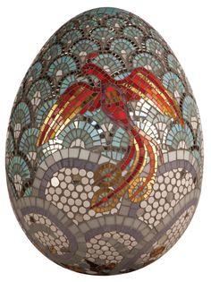 Phoenix Egg by Norma Vondee, 2012