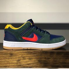 """Civil Providence on Instagram  """"New colorway in the Nike Sb Air Force II  available today. That Snow Beach vibe..."""" 6dee20b4d"""