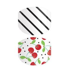 Cherry-O | Jamberry Nails