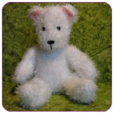 Free knitted bear pattern (in dutch)