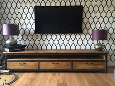Vintage Industrial Style Sideboard/ TV unit by breuhaus on Etsy Tv Furniture, Steel Furniture, Furniture Projects, Vintage Furniture, Living Room Furniture, Furniture Design, Furniture Online, Discount Furniture, Office Furniture