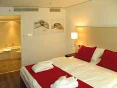Komfortable Deluxe Zimmer im RAMADA Hotel Solothurn