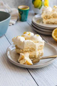 Lemon Desserts, Just Desserts, Delicious Desserts, Dessert Recipes, Yummy Food, Yummy Treats, Sweet Treats, Kitchenaid, Pastries