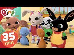 (4) Celé epizody Bing   35+ minut   Epizody 55-60   Bing Český - YouTube Bingo, Mickey Mouse, Pikachu, Youtube, Disney Characters, Fictional Characters, Cartoons, Country, Beauty