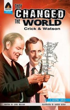 Find out how Crick and Watson beat their rivals to unlock the secrets of life itself as they unraveled the mystery behind DNA and changed not only science but the world we live in. James Watson, English Literature, Nobel Prize, Penguin Random House, Secret Life, Student Learning, Change The World, Dna, The Twenties