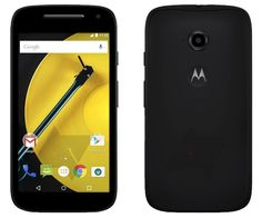 Motorola Moto E (2nd Gen) with Android 5.0 Lollipop