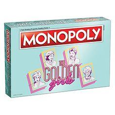 The Golden Girls Monopoly | ThinkGeek
