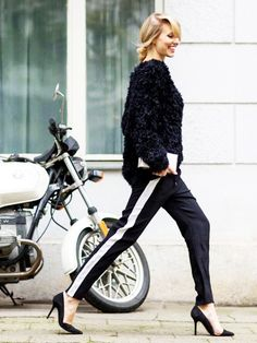 Microtrend: The Pants That Prove Athleisure's Staying Power via @WhoWhatWear