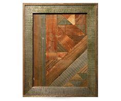 Frame No.3 -Old Wood-