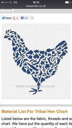 http://www.sewandso.co.uk/Products/Tribal-Hen-Chart__WIC-WW126.aspx