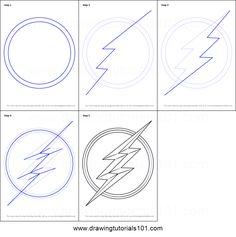 Flash Symbol is a nice way to give special effects to your company logo. I have seen a lot of companies using this symbol in a simple or complex way.