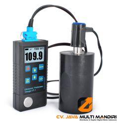 Alat Ukur Ketebalan Novotest UT-1 adalah salah satu produk NOVOTEST yang dapat digunakan untuk mengukur ketebalan benda logam maupun non logam.