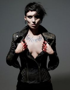 Rooney Mara, The Girl with the Dragon Tattoo (2011)