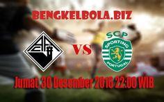 Prediksi Academica Coimbra vs Sporting Lisbon B 30 Desember 2016