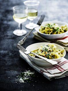 Comfort pasta. Cheers...