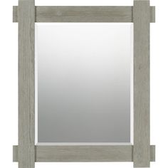 Quoizel Wood / Glass Woodlot Inch x Inch Rectangular Flat Wood Wall Mounted Vanity Mirror Beveled Glass, Mosaic Glass, Home Decor Mirrors, Bathroom Mirrors, Bathroom Ideas, Quoizel Lighting, Wall Mounted Vanity, Victorian Furniture, Aging Wood