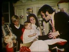 Elvis, Pricilla, Lisa Marie