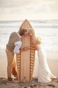 Surf board love