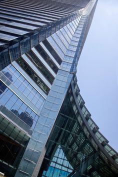 Hong Kong's International Commerce Centre Wins Inaugural CTBUH Performance Award Architecture Travel Design
