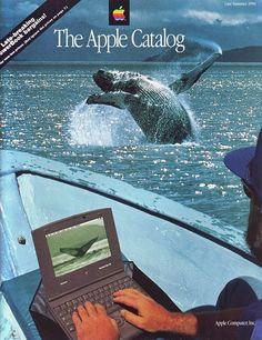 The Apple Catalog, Late Summer 1993.