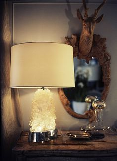 "Matthew Studios ""Veronica"" lamp #interiordesign #furniture #lamp"