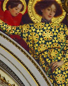 Klimt's Old Italy Designs for the Kunsthistorisches Museum Wien