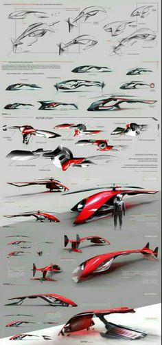 aerocraft sketching