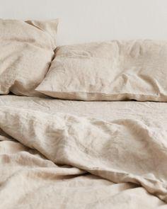Home Interior Ideas .Home Interior Ideas Neutral Bed Linen, Black Bed Linen, Neutral Bedding, Linen Duvet, Bed Linen Sets, Linen Pillows, Linen Bed Sheets, Grey Pillows, Bedroom Decor