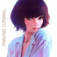 Painting Tutorial Video by Kuvshinov-Ilya on DeviantArt