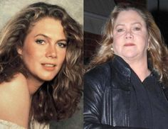 Kathleen Turner was one of the true hotties of cinema. A whiskey-voiced temptress and star of multiple big-budget Hollywood hits includi. Actors Then And Now, Then Vs Now, Celebrities Then And Now, Hooray For Hollywood, Hollywood Stars, Classic Hollywood, Then And Now Pictures, Kathleen Turner, Glamour Shots