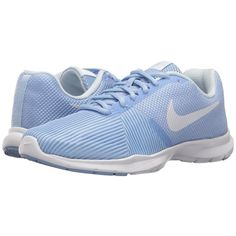 b491c09f4fc0 Nike Flex Bijoux (Aluminum White Medium Blue Black) Women s Cross.
