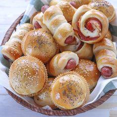 Provate anche voi il mix di rustici da buffet di panbrioche  e inviatemi tutte le vostre foto! Finger Food Appetizers, Finger Foods, Low Carb Burger, Brunch, Good Food, Yummy Food, Food Platters, Mini Foods, Wrap Sandwiches