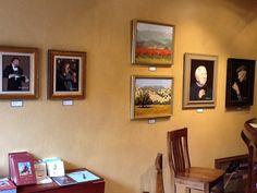 Artwork at Manzoni Cellars