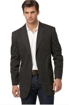 Men's Sports Jacket with Jeans | Wearing Sport Coats with Jeans ...