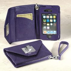 Carry My World iPhone Wallet - Levenger