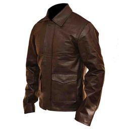 a847057f88 Indiana jones faux leather jacket at Amazon Men s Clothing store  Lambskin Leather  Jacket