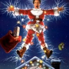 Christmas Vacation showing at the Saenger Theater, Mobile