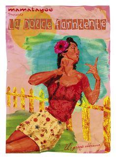 Lupe. La Dolce Farniente. PV 2013. La Lupe, Movies, Movie Posters, Fashion Branding, Films, Film Poster, Cinema, Movie, Film