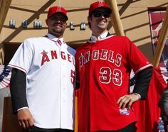 Pujols gets three hits but no home runs in Angels loss to A's as power outage continues (click on the pin to read article)