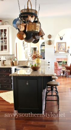 Savvy Southern Style: In The Kitchen