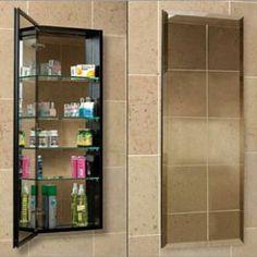 Century Bathworks 1540 Bathroom Fixtures Single Door 4