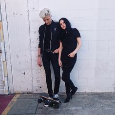 Lucky Blue & Starlie Cheyenne Smith