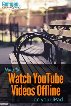 How to Watch YouTube Videos Offline on iPad or iPhone | Download YouTube Videos | Watch YouTube Videos without WiFi or Internet on iPhone or iPad