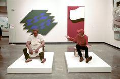 Duane Hanson sculpture